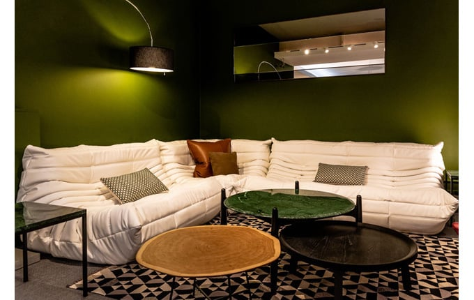 Photos from the Ligne Roset Westend showroom