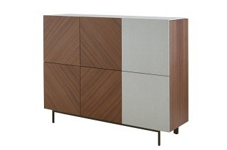Book and Look sideboard- high