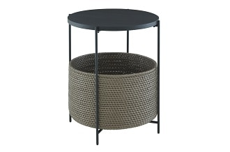 Cestino side table