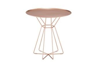 Falda side table high