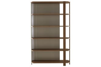 Postmoderne shelf unit
