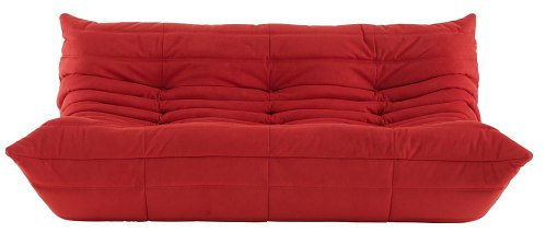 Togo Sofa in Red