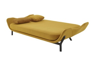 Clam Sofabed -= extended, by Ligne Roset