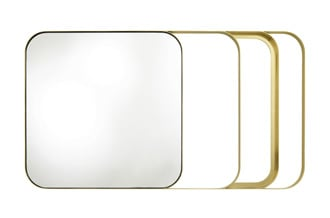 Good Vibes mirror by Ligne Roset