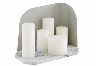 Abbesse candle holder by Ligne Roset