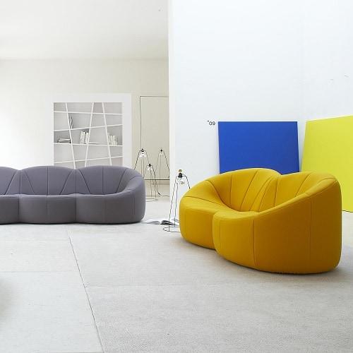 Pumpkin sofas - a Ligne Roset premier offer