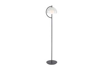 Hood table lamp