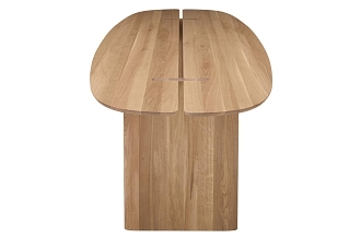 Intervalle dining table - by Ligne Roset Westend